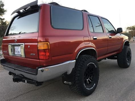 how petrol cars work 1993 toyota 4runner interior lighting 1993 toyota 4runner 4x4 v6 auto sr5 super clean rust free 4 88 gears 33 quot tires classic toyota