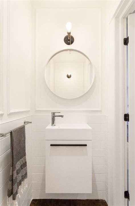 9 scaleddown vanities for small baths
