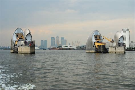thames barrier in the future thames barrier designing buildings wiki