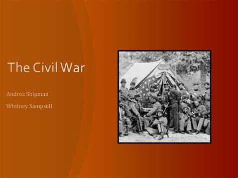 war design for powerpoint ppt the civil war powerpoint presentation id 2502960