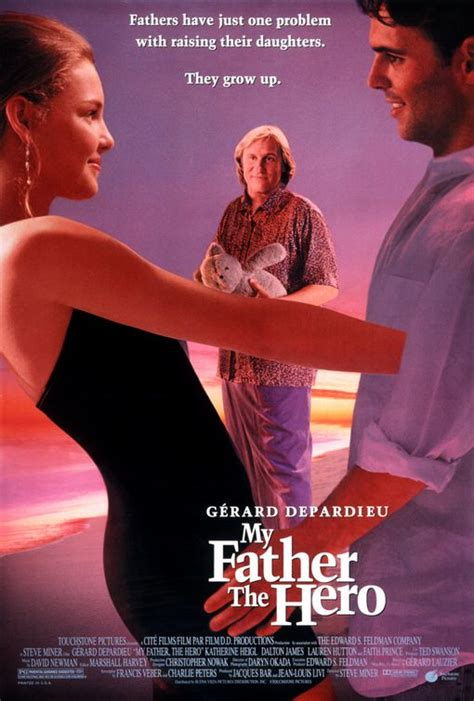 gerard depardieu my father the hero my father the hero movieguide movie reviews for christians
