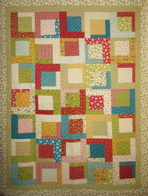Patchwork Patterns Free - taffy pull quilt free pattern