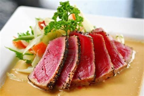 seared ahi tuna recipe cooks and eatscooks and eats