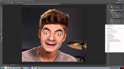 tutorial face swap photoshop cs3 how to swap faces on photoshop cs6 easy youtube