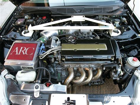 1999 Honda Civic Si Engine by 1999 Honda Civic Si Five Build Honda Tuning Magazine
