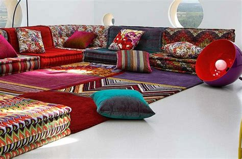 böhmisches wohnzimmer b 246 hmische wohnzimmer roche bobois modular sofa