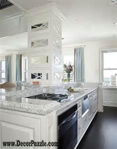 of river white granite countertops and interiors