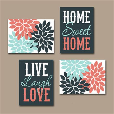 live laugh home decor wall canvas or prints live laugh from trm design wall
