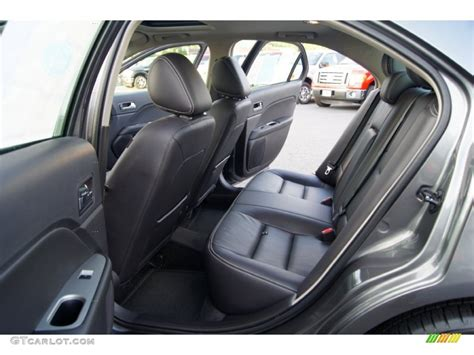 2012 Ford Fusion Sel Interior by Charcoal Black Interior 2012 Ford Fusion Sel V6 Photo