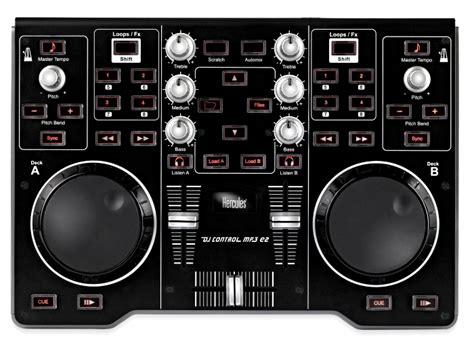 console dj hercules mp3 e2 hercules dj mp3 e2 achat p 233 riph 233 rique de mixage
