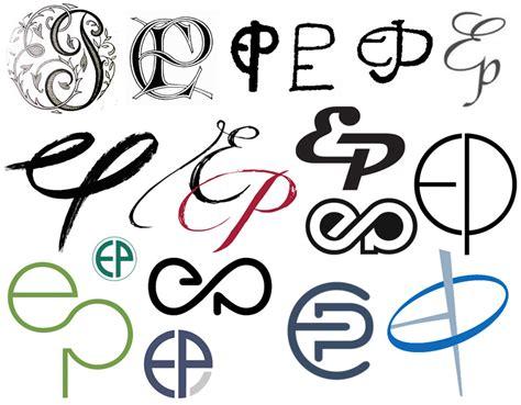 lettere intrecciate quando le iniziali diventano segno il monogramma