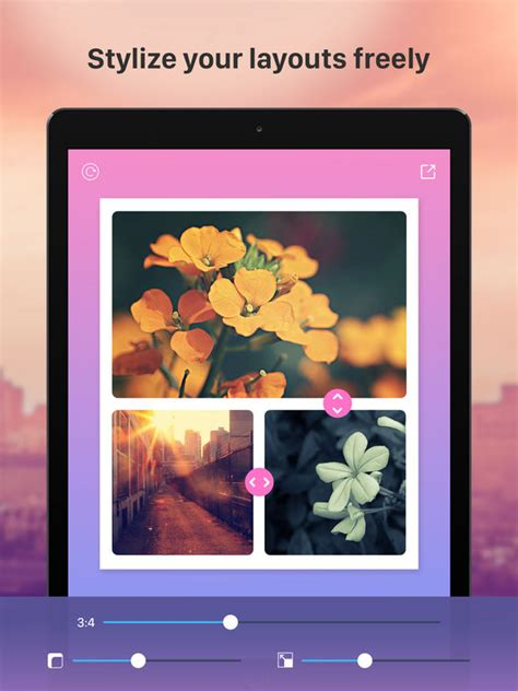 photo collage layout editor pic jointer photo collage and wish layout editor on the