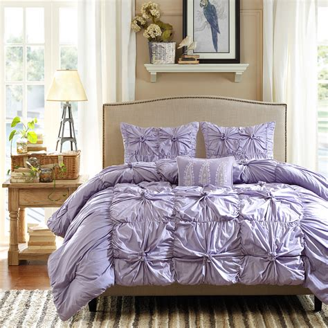 light purple comforter set purple comforter sets purple bedroom ideas