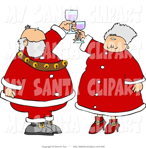 christmas glass clip art wine glass toast clipart