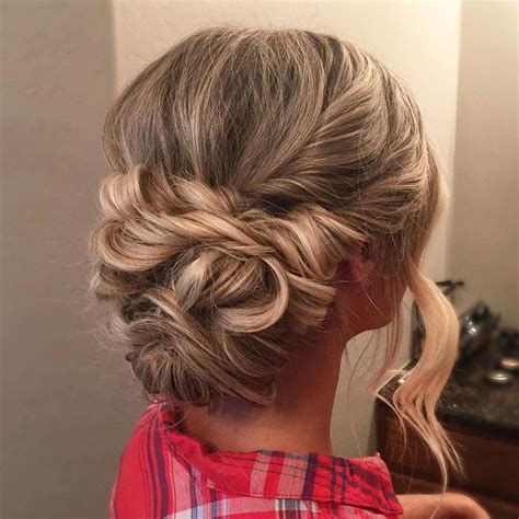 twisted updo hairstyle rockin it pinterest beautiful twisted updo wedding hairstyle for romantic brides