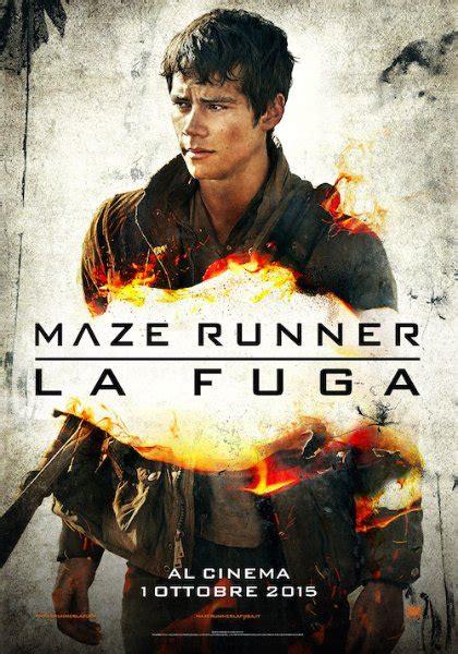 quando esce il film maze runner 2 maze runner la fuga ecco il nuovo trailer ufficiale del