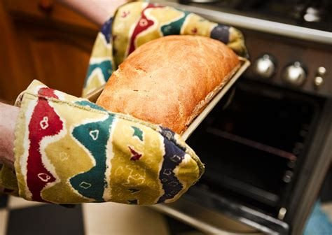 Cook Bake Mitt Brown free pattern and directions to sew an oven mitt