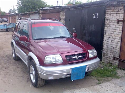 car owners manuals for sale 1999 suzuki grand vitara lane departure warning 1999 suzuki grand vitara pictures 1999cc gasoline manual for sale