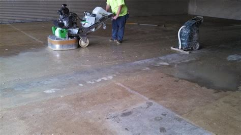 Removing Glue from Concrete Floors» Integrated Floor Systems