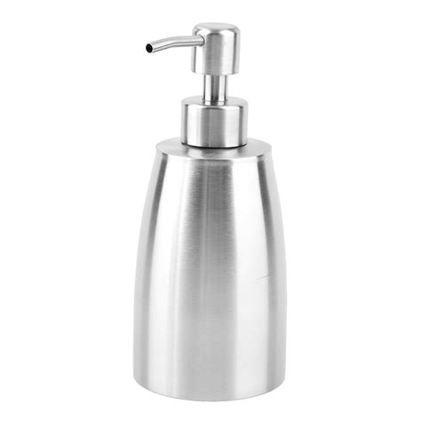 lotion dispenser stainless steel liquid pump soap lotion dispenser hand