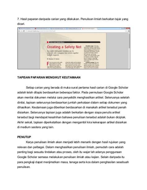 format penulisan artikel ilmiah pdf contoh penulisan artikel ilmiah yang baik james horner