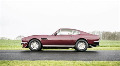 aston martin owned by aston martin v8 vantage owned by rowan atkinson on sale
