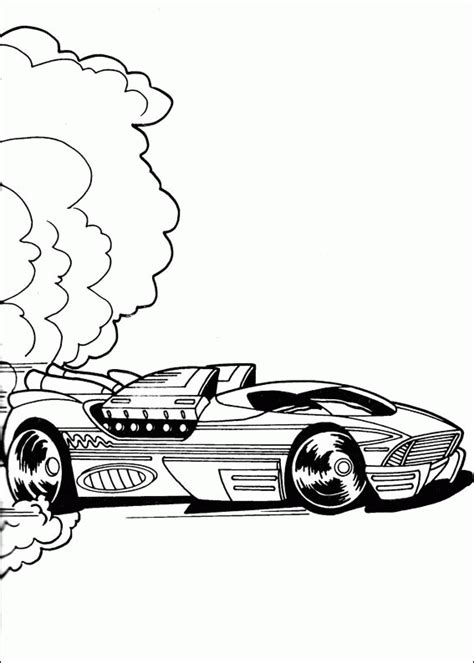 hot wheels coloring pages coloringpagesabc com