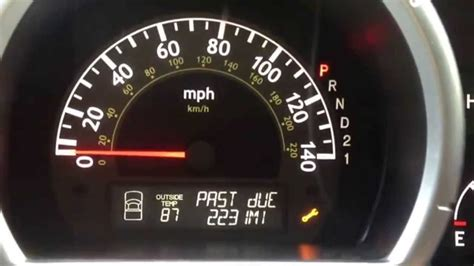 how to reset the maintenance light on a toyota corolla how to reset the maintenance light on honda ridgeline