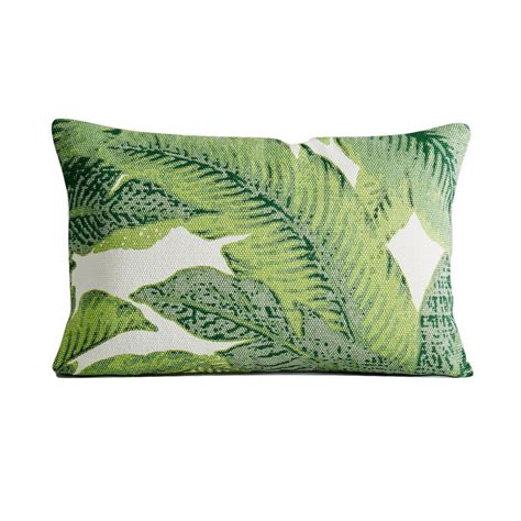 housse de coussin housse de coussin jungle tropical saskia the d 233 co