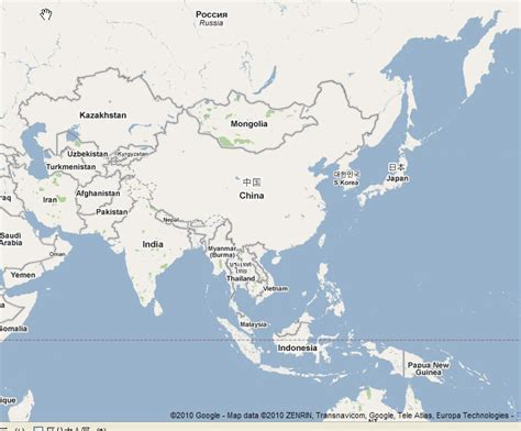 asia map china china maps china wourld wide map china asia map