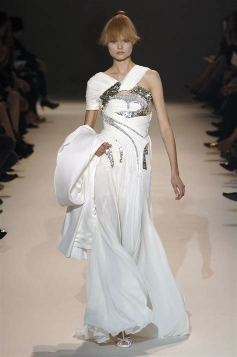 Haute Couture Givenchy Autumnwinter 2008 Collection by Givenchy Haute Couture By Riccardo Tisci