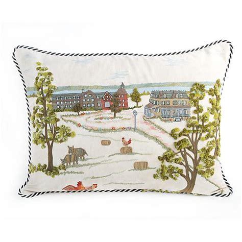 Childs Pillow by Mackenzie Childs Mackenzie Childs Farm Pillow