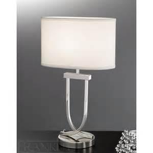 franklite tl870 modern chrome table lamp love4lighting