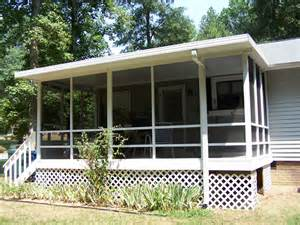 Side Porches by Side Screened Porch Images