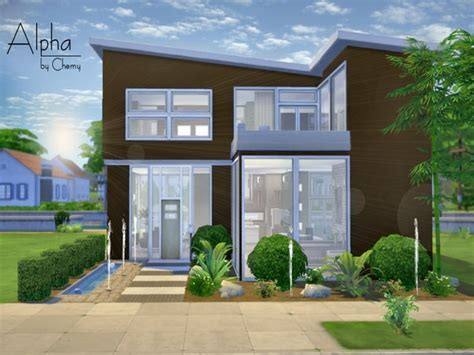 My Home Design Story Cheats alpha modern house by chemy at select a sites 187 sims