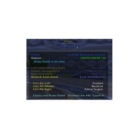 Wow Detox Addon by Wow Healbot Addon What Is It And How Do I Use It