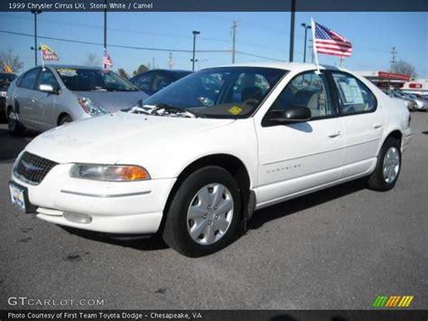 1999 Chrysler Cirrus Lxi by 1999 Chrysler Cirrus Lxi In White Photo No 4677035
