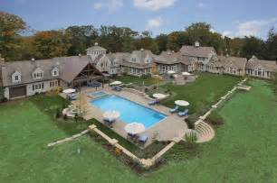 Backyard Pool And Patio Nj Backyard Swimming Pool Patio Traditional Pool New York By Cipriano Landscape Design