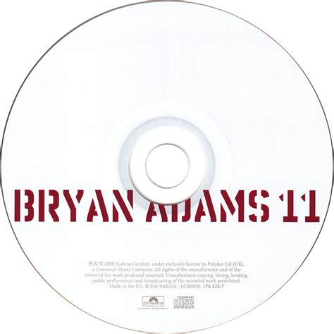 Cd Bryan 11 Car 225 Tula Cd De Bryan 11 Portada