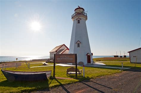 Lookup Pei East Point Lighthouse Pei Welcome Pei