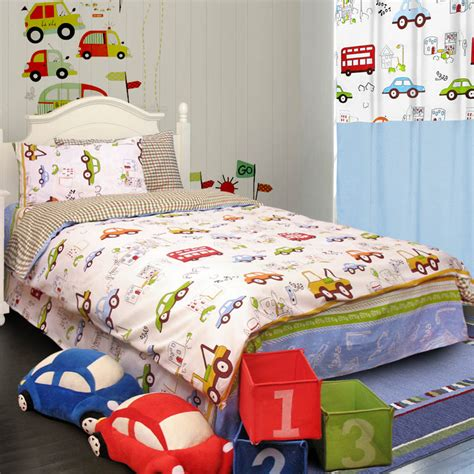 toddler boy comforter home textile bedding cartoon child baby boys and girls