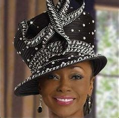Black Wears Miss Crown 2 by 1000 Images About On Church Hats
