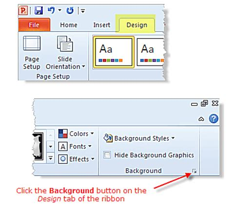 auto layout powerpoint 2010 powerpoint 2010 background colors and graphics