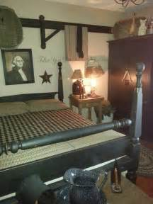 Primitive Bedrooms by 1000 Images About Primitive Home Ideas On