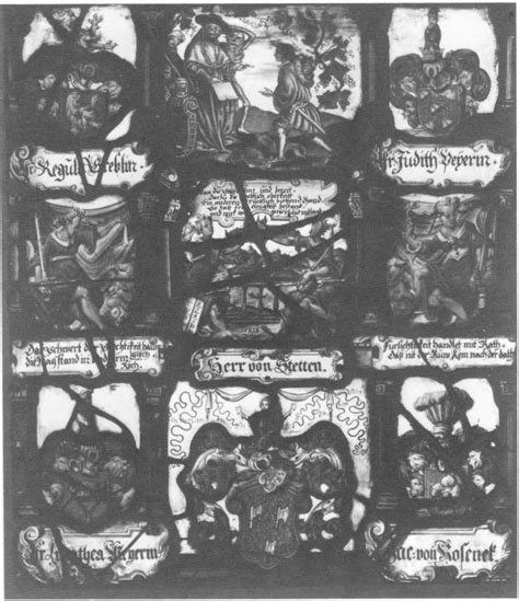 heraldic panel with the arms of stettin corpus