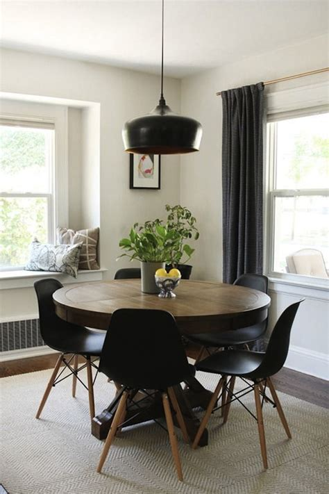 round dining room table top 10 modern round dining tables