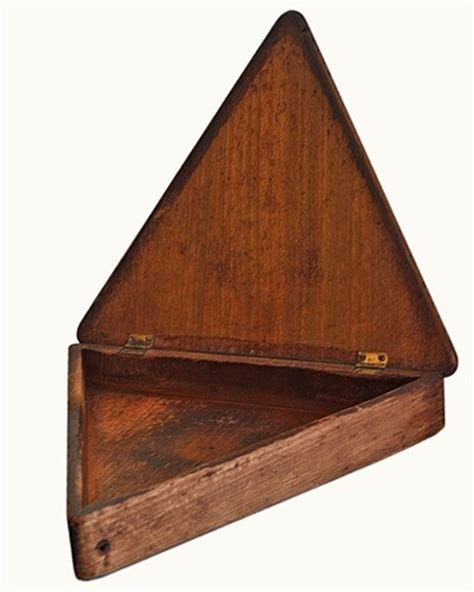 Triangle Box 34 Best Images About Vintage Containers On