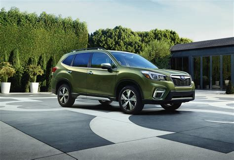 subaru forester 2019 2019 subaru forester breaks cover and it looks the same