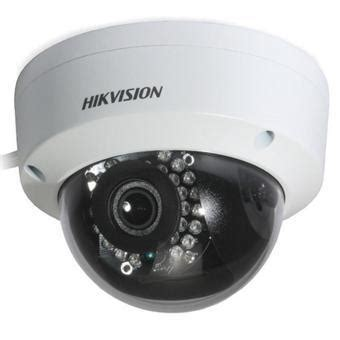 Kamera Ip Cctv Ip Ipc Hikvision 2mp Hd 1080p Ds 2cd2120 I 2 megapixel dome ip hikvision ds 2cd2120f i f2 8 microsd poe securitycam24