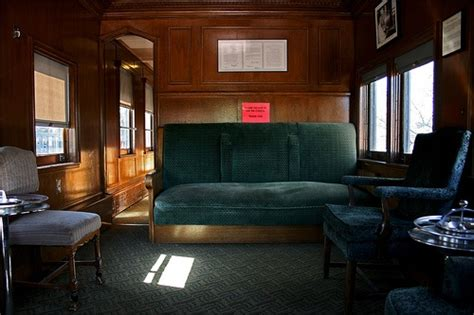the president travels by politics and pullmans books the lounge in the presidential pullman rail car when the